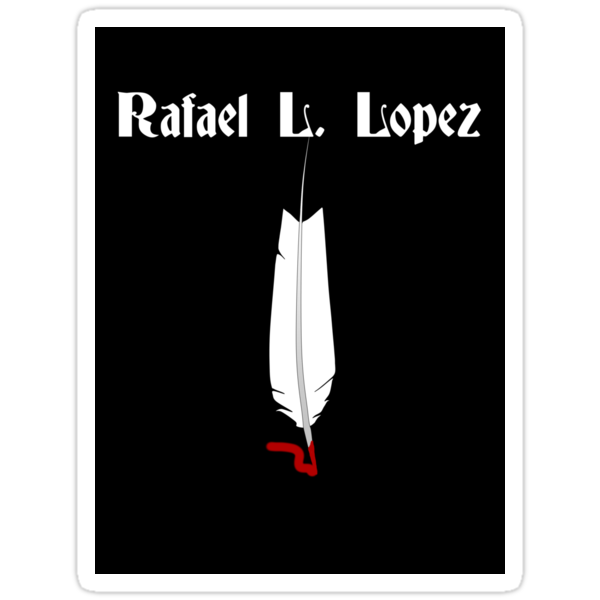 Feather Pen by Rafael-L-Lopez