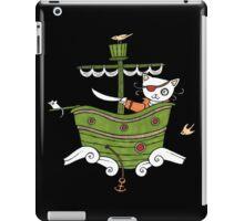 Pirate Puss iPad Case/Skin