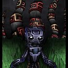Cute Robot by Shane Williams