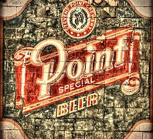 Point Special Beer by Thomas Young