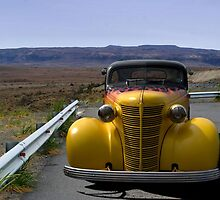 1938 Chevrolet Sedan Hot Rod by TeeMack