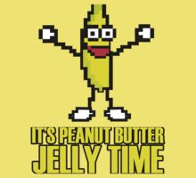 It's Peanut Butter Jelly Time by innercoma