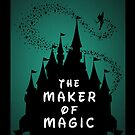 Maker of Magic by tttechnicolors