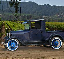 1928 Model A Pick-Up Truck by DaveKoontz