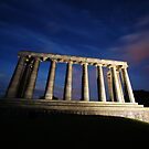 Calton Hill by Steven Powell