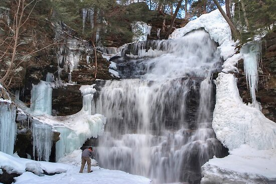 Capturing The Greatness of Ganoga! by Gene Walls