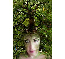 Gaia Photographic Print