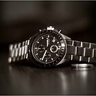 A shot of a watch with a EF 50mm Lense by Russell  Burgess