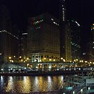 A View of the Chicago River by kalikristine