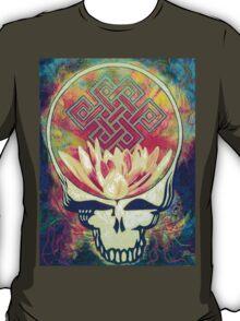 """The Music Never Stops Tshirt 1"" T-Shirt"