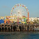 Santa Monica Pier by EmmatheSailor