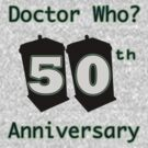 50th Anniversary Green by drwhobubble