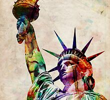 Statue of Liberty by Michael Tompsett