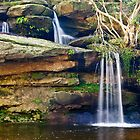 Mullet Creek Falls by fotoWerner