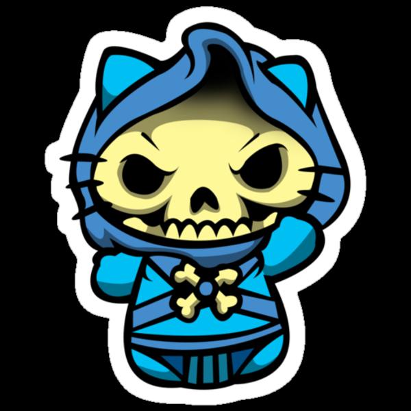 Skeletor Kat by HiKat