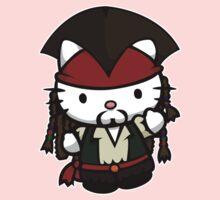 Jack Sparrow Kat by HiKat