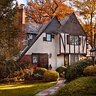 Autumn - Westfield, NJ - Visting grandpa&#x27;s  by Mike  Savad