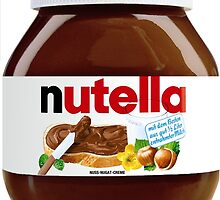 Nutella by Alex Magnus