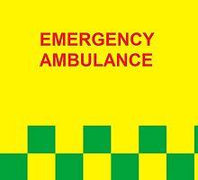 Emergency Ambulance by Nutter