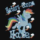 Haters Gonna Hate - RD by Pegasi Designs
