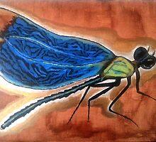 Odonata by Tara  Henry