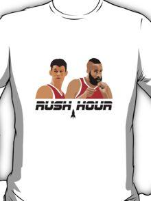 James Harden Jeremy Lin Rush Hour T-Shirt