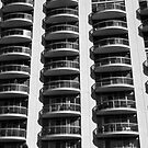 Balconys by Larry McLean