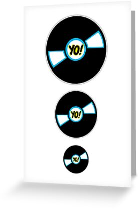 HIP-HOP ICONS: YO! RECORDS by SOL  SKETCHES™