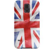 Uk grungy flag iphone case Samsung Galaxy Case/Skin