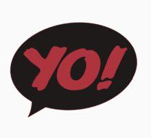 HIP-HOP ICONS: YO! TEXTBOX Kids Clothes