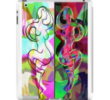 Ta Dance By Light An Night iPad Case/Skin