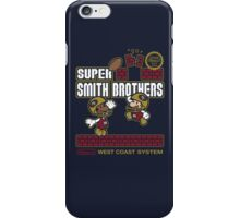 Super Smith Brothers (faded) iPhone Case/Skin