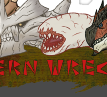 Wyvern Wreckers Sticker