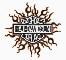 Haji-Davidsun Tribal logo by BlackOpsSoldier