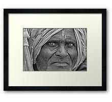 Varkari ( Revisited ) Framed Print