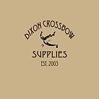 Dixon Crossbow Supplies by queenofbimbania