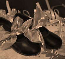 My Dancing Shoes When I Was a Little Girl by Sherry Hallemeier