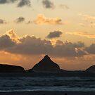 Sugarloaf Rock, Southwest Tasmania by tasadam
