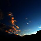 Sunset Over Red Rock Canyon by LVPhoto