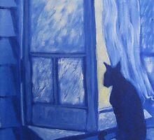 Finola'a Night Game II by Cary McAulay