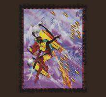 space ship invasion zapgun jetgirl by dennis william gaylor