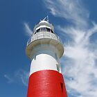 Low Head Lighthouse with a twist by Alastair Creswell