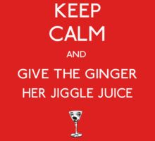 Keep Calm & Jiggle by queenofbimbania
