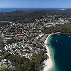 Nelson Bay - NSW by Daniel Rankmore