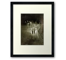 three complications Framed Print