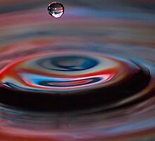 Single Drop by David Plater