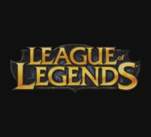 League of Legends shirt by Pieter Colignon