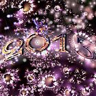 HAPPY NEW YEAR 2013 by Greta  McLaughlin