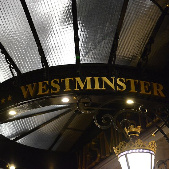 WESTMINSTER PARIS by Thomas Barker-Detwiler