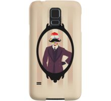 The Perfect Gentleman Samsung Galaxy Case/Skin